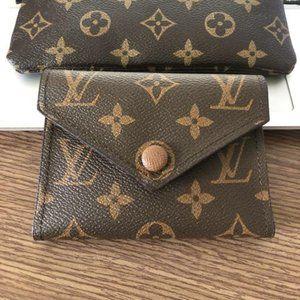 Zoe Mini Wallet Leather